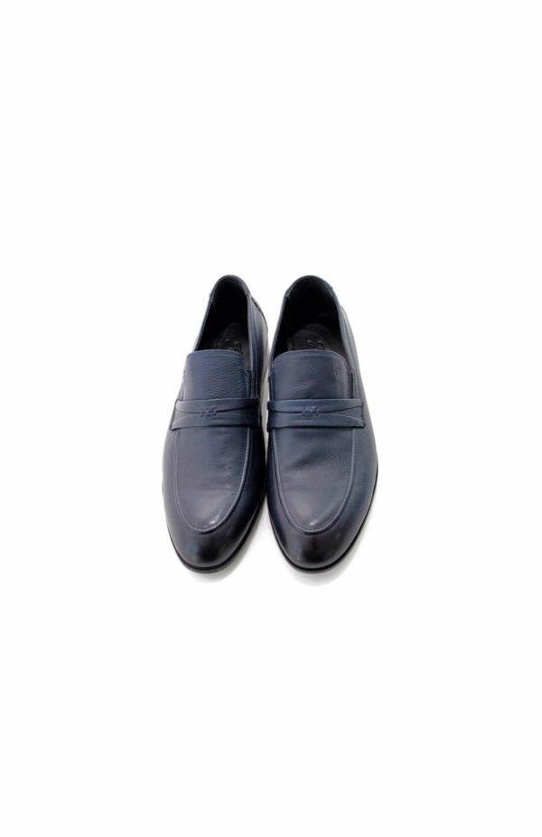 SHFS-404-1 blue Пенни Лоферы Fonz Ferroni 1
