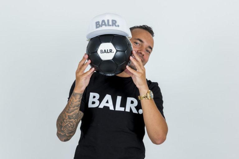 История BALR.