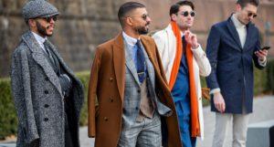 Тренды мужской моды -осень  2020